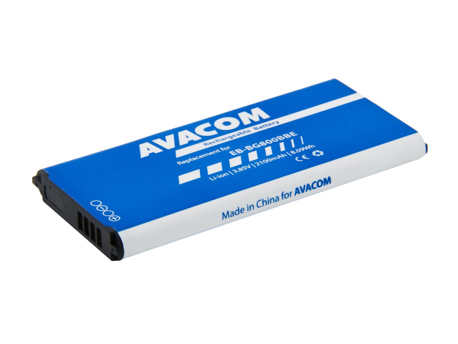 Baterie AVACOM GSSA-S5mini-2100 do mobilu Samsung Galaxy S5 mini Li-Ion 3,85V 2100mAh - GSSA-S5mini-2100
