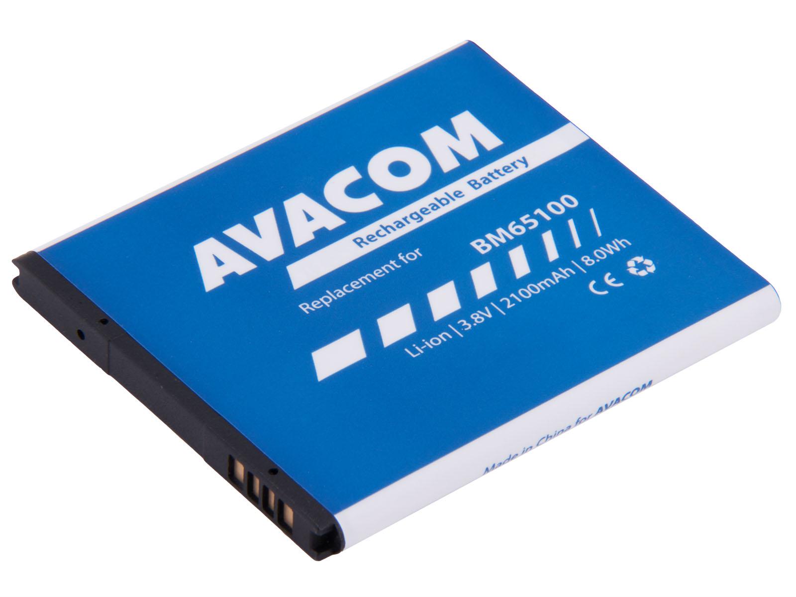 Baterie AVACOM PDHT-D601-2100 do mobilu HTC Desire 601 Li-ion 3,8V 2100mAh