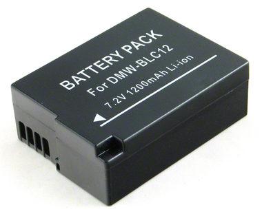 Baterie AVACOM Panasonic DMW-BLC12 Li-Ion 7.4V 1200mAh 8.6Wh - DIPA-LC12-J1200