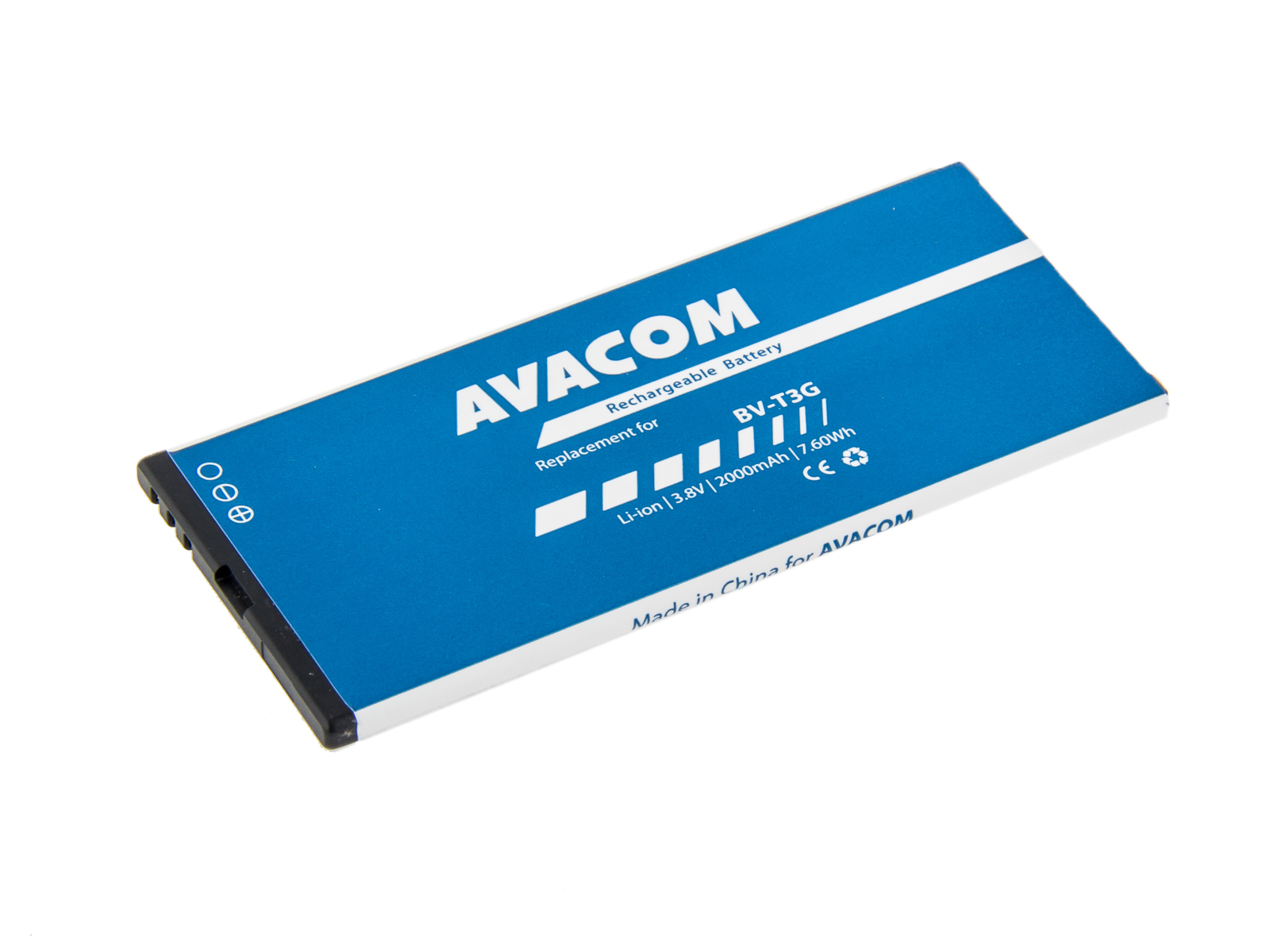 Baterie AVACOM GSMI-BVT3G-S2000 do mobilu Microsoft Lumia 650 Li-Ion 3,8V 2000mAh (náhrada BV-T3G)