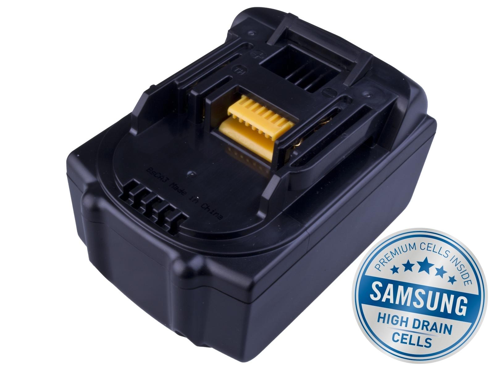 Baterie AVACOM MAKITA BL 1830 Li-Ion 18V 4000mAh, články SAMSUNG