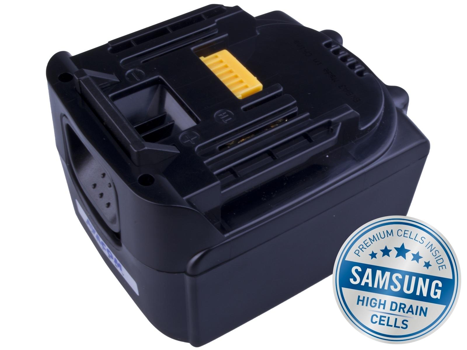 Baterie AVACOM MAKITA BL 1430 Li-Ion 14,4V 4000mAh, články SAMSUNG