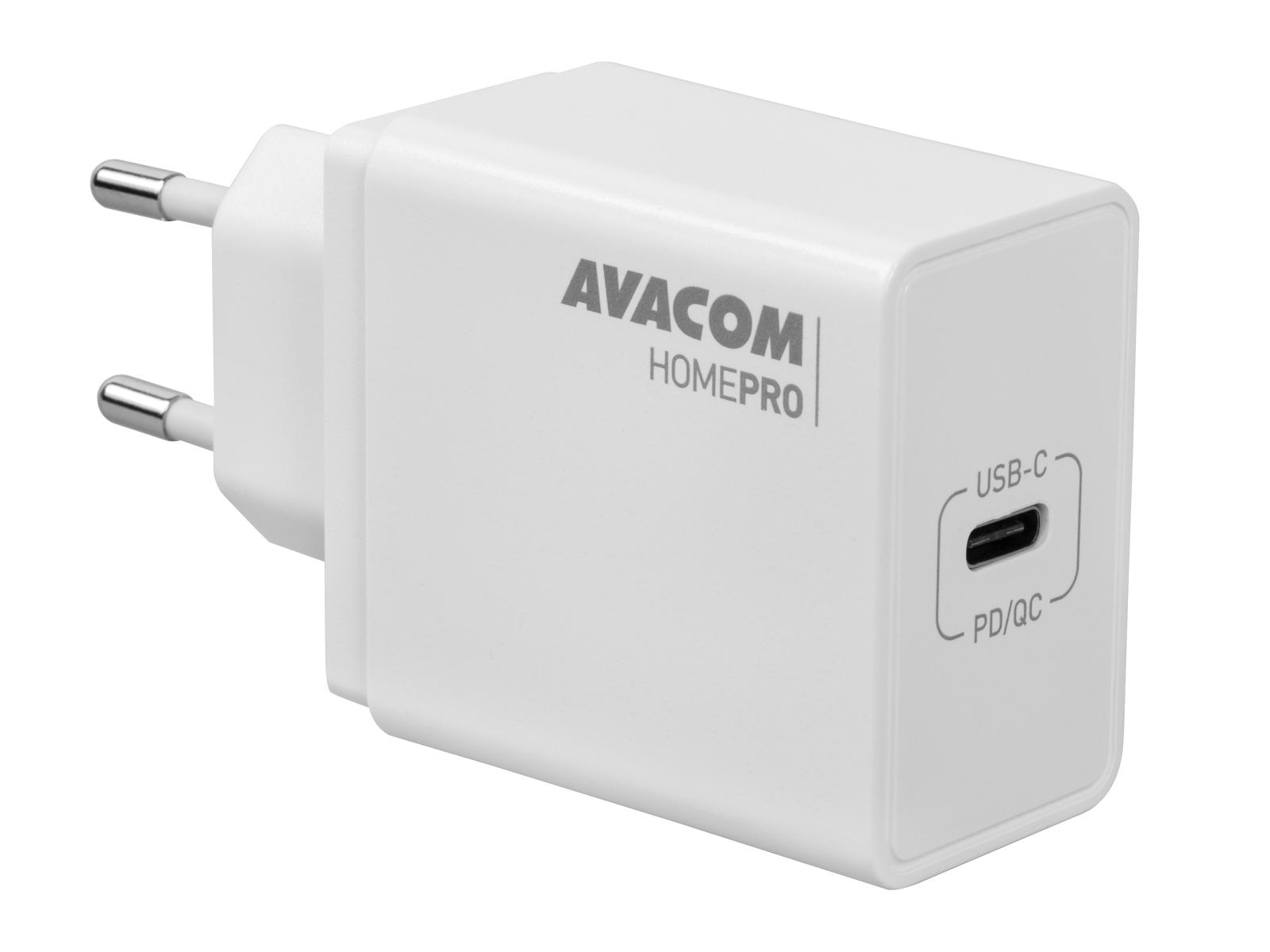 AVACOM HomePRO síťová nabíječka s Power Delivery - NASN-PD1X-WW
