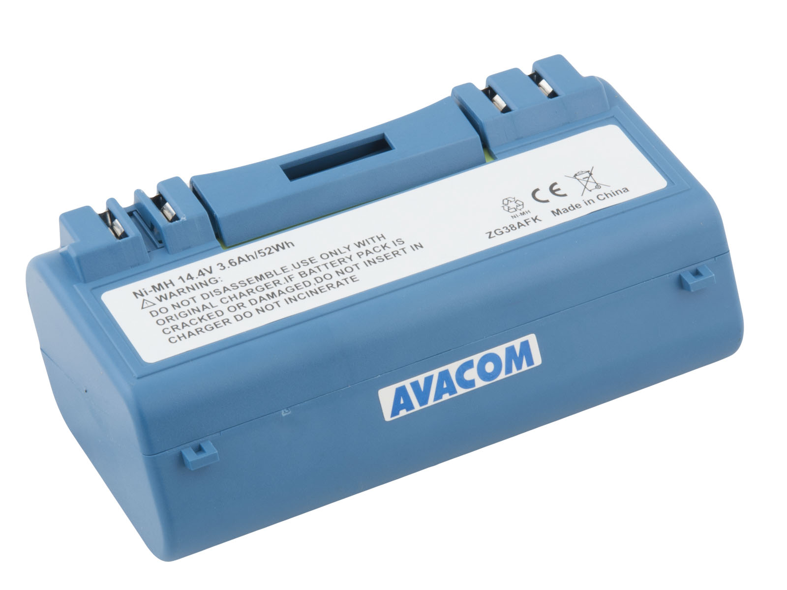 AVACOM baterie pro iRobot Scooba 330, 350, 390  Ni-MH 14,4V 3600mAh