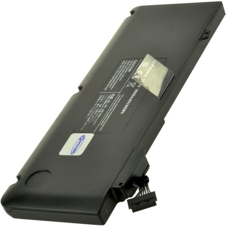 2-POWER Baterie 10,8V 5200mAh pro Apple MacBook Pro 13'' A1278 Mid 2009, Mid 2010