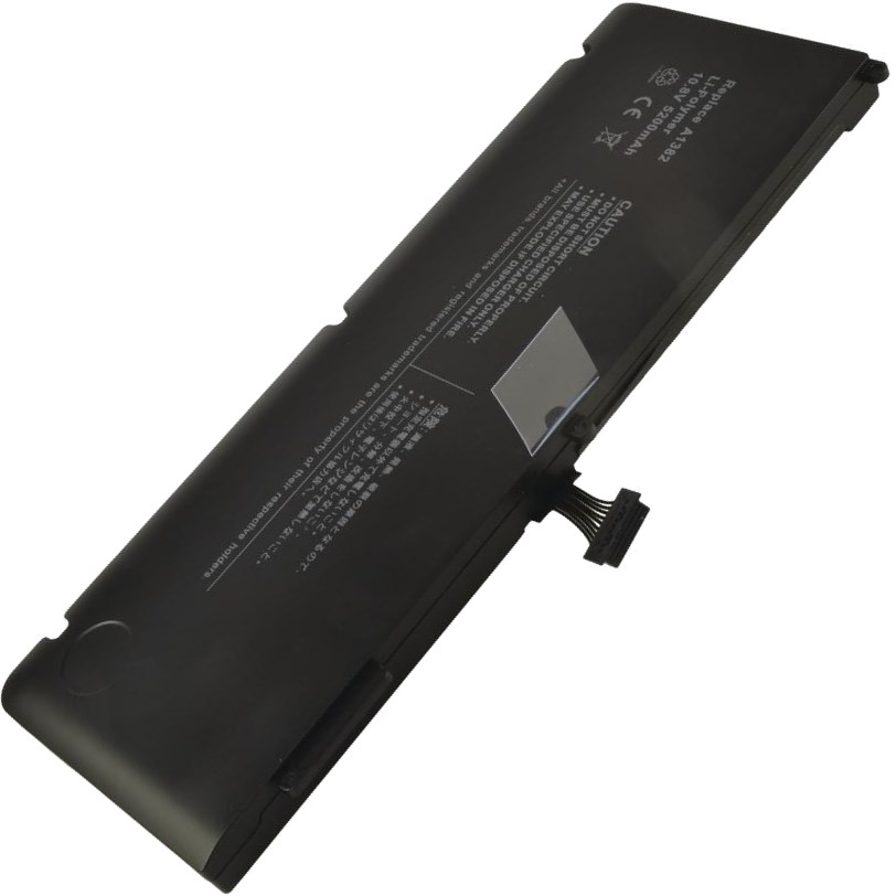 2-POWER Baterie 10,8V 5200mAh pro Apple MacBook Pro 15'' A1286 Early 2011, Late 2011, Mid 2012
