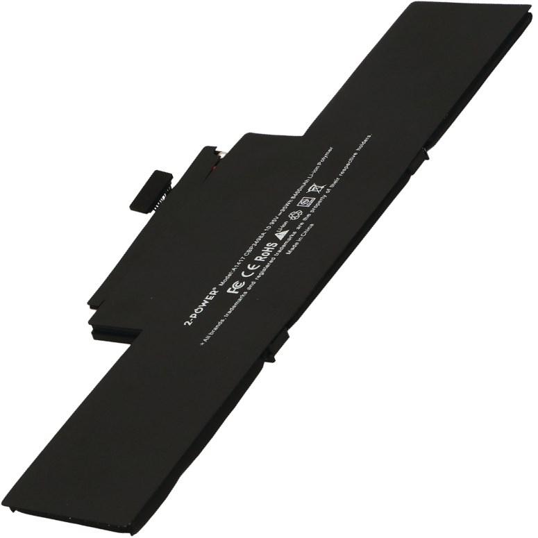 2-POWER Baterie 10,95V 8460mAh pro Apple MacBook Pro 15' A1398 Retina Display Mid 2012, Early 2013