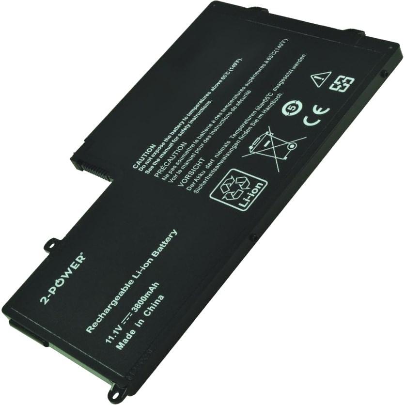 2-POWER Baterie 11,1V 3800mAh pro Dell Inspiron 14 (5445), 14 (5447), 15 (5548), Latitude 3450, 3550