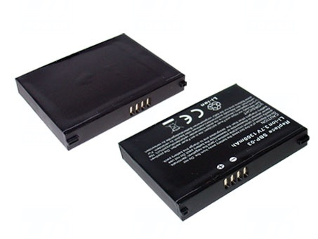 Baterie T6 power Asus MyPal A630 serie, 1100mAh