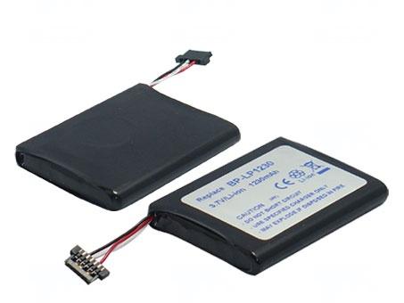 Baterie T6 power Mitac Mio P350, 1250mAh