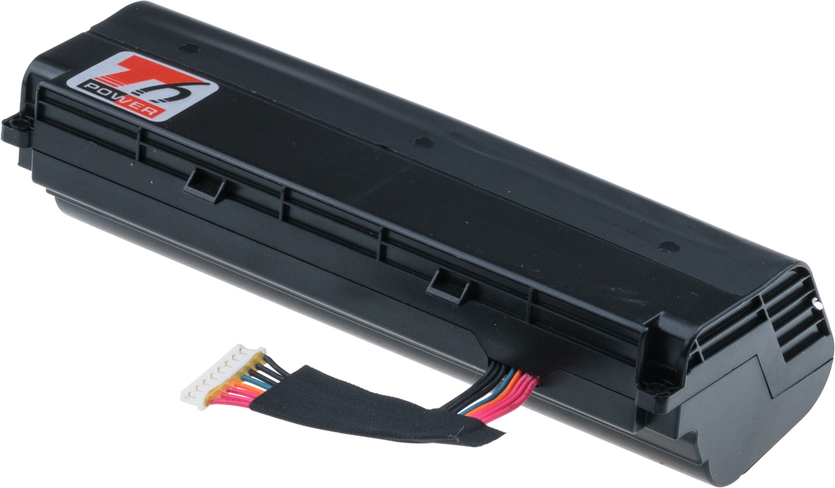 Baterie T6 power Asus G751JL, G751JM, G751JT, G751JY, 5400mAh, 81Wh, 8cell