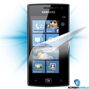 ScreenShield™ Omnia W i8350 ochrana displej