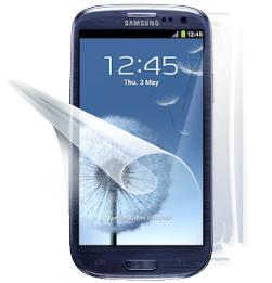 ScreenShield™ Galaxy S III ochrana těla