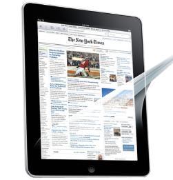 ScreenShield™ Apple iPAD 4 ochrana displeje
