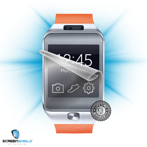 Screenshield™ Samsung Gear R380 ochrana displeje