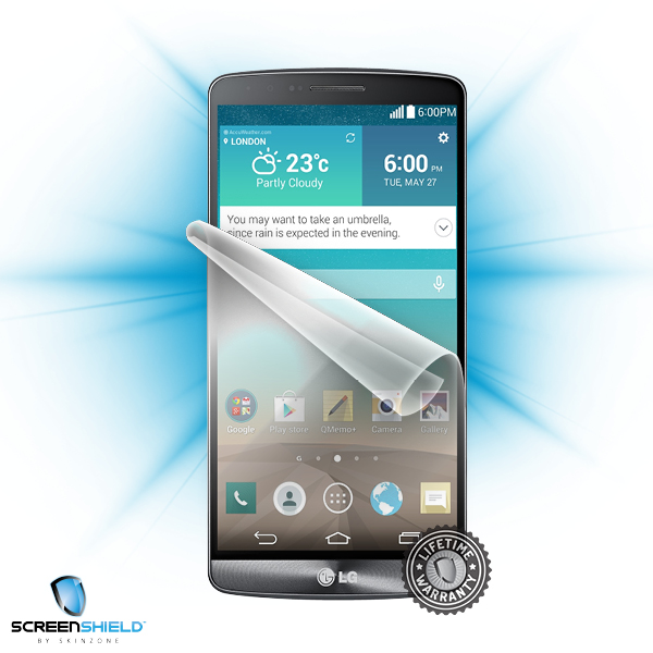 Screenshield™ LG G3 D855 ochrana displeje