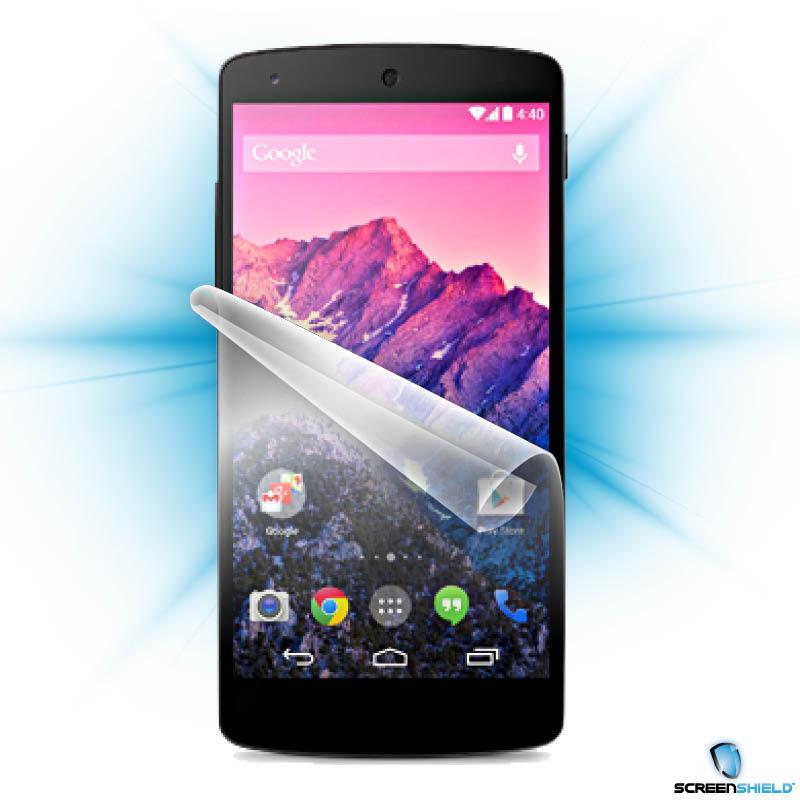 Screenshield™ LG NEXUS 5 D821 ochrana displeje