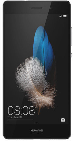 Screenshield™ HUAWEI P8 Lite Tempered Glass protection