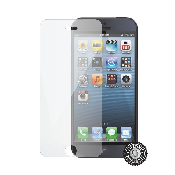 Screenshield™ Apple iPhone 5SE Tempered Glass protection