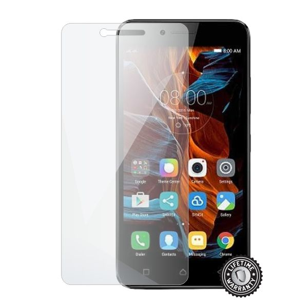 Screenshield™ LENOVO A6020 Vibe K5 Tempered Glass