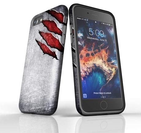 Skinzone Tough Case MET0027CAT pro iPhone 7