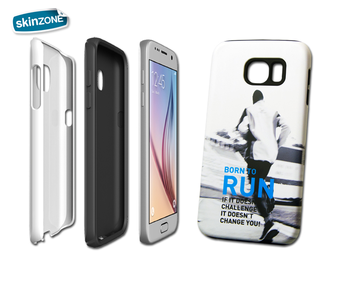 Skinzone Tough Case JUR0005CAT pro Galaxy S6