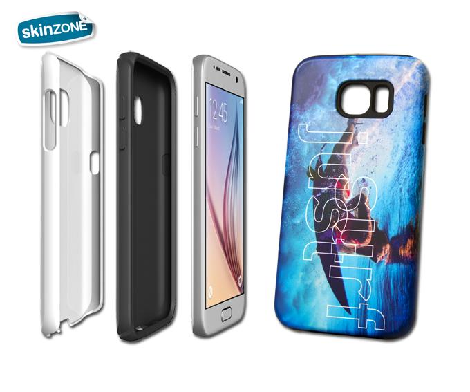 Skinzone Tough Case JUR0007CAT pro Galaxy S6