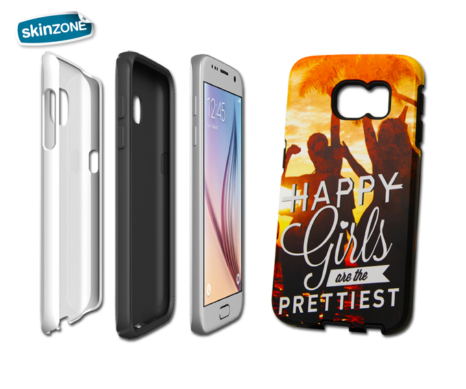 Skinzone Tough Case STA0038CAT pro Galaxy S6