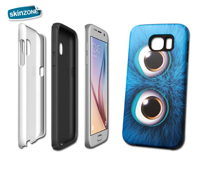 Skinzone Tough Case CRA0003CAT pro Galaxy S6 Edge