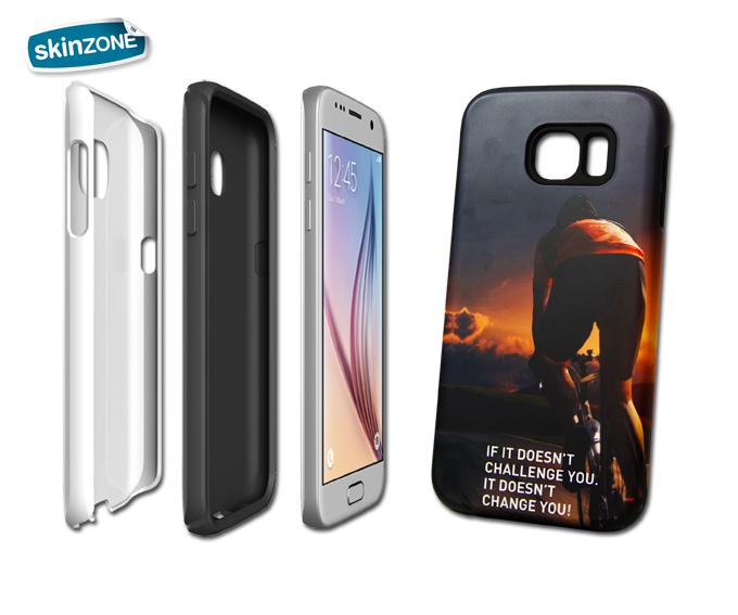Skinzone Tough Case JUR0010CAT pro Galaxy S6 Edge