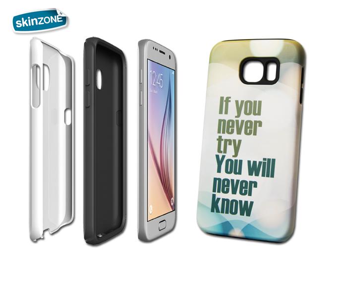 Skinzone Tough Case STA0008CAT pro Galaxy S6 Edge