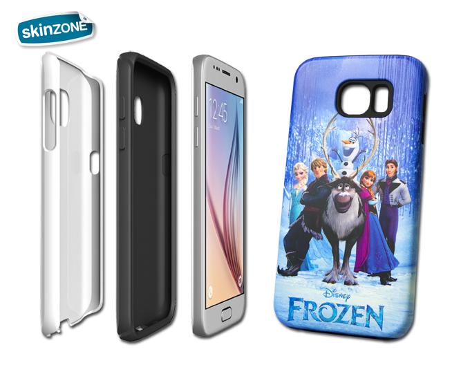 Skinzone Tough Case  DIS0003CAT pro Galaxy S7