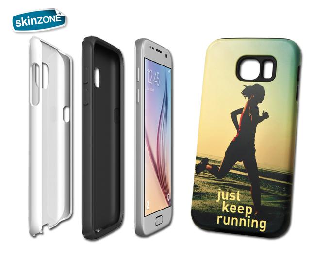 Skinzone Tough Case JUR0002CAT pro Galaxy S7