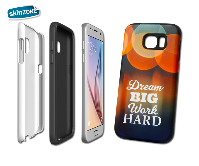 Skinzone Tough Case STA0030CAT pro Galaxy S7