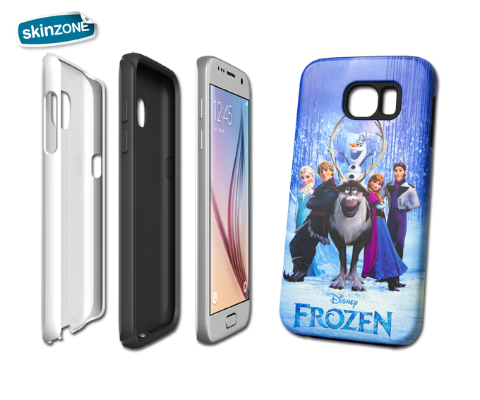 Skinzone Tough Case  DIS0003CAT pro Galaxy S7 Edge