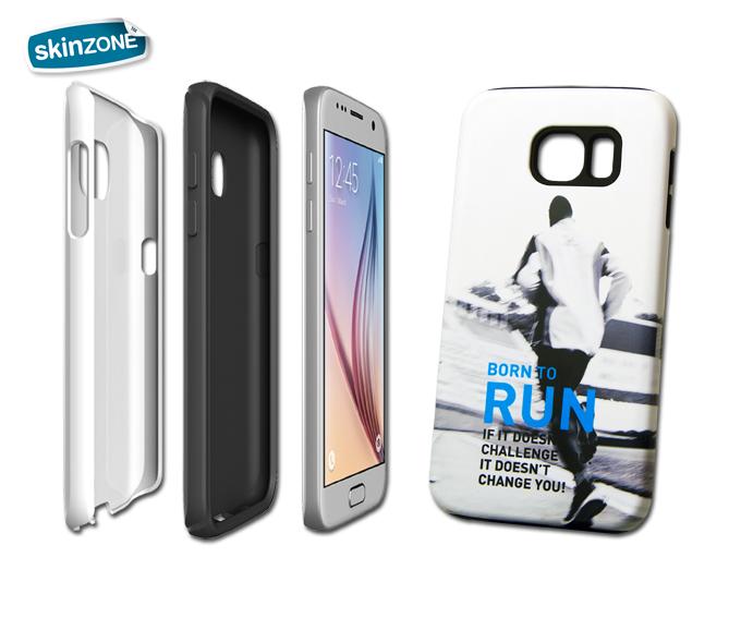 Skinzone Tough Case JUR0005 pro Galaxy S7 Edge