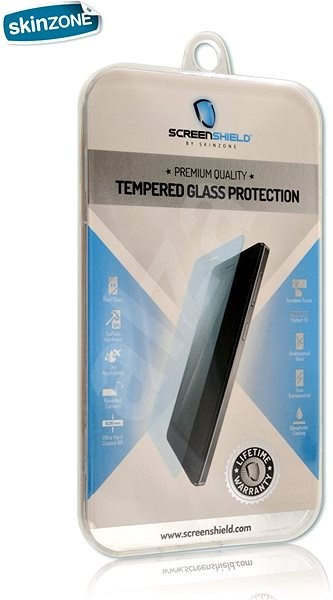 Screenshield™ Temperované sklo Galaxy S4 mini