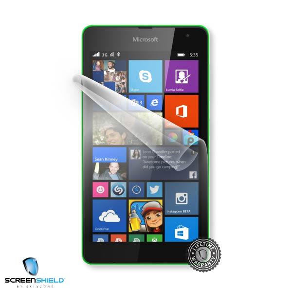 Screenshield™ Nokia/MS Lumia 535 ochrana displeje