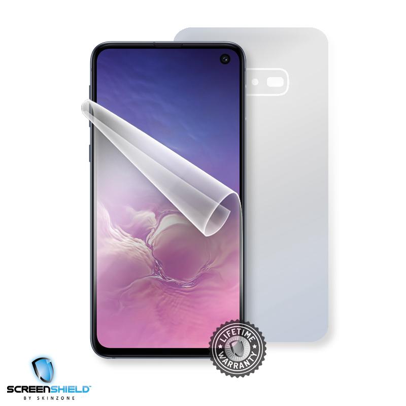 Screenshield SAMSUNG G970 Galaxy S10e folie na celé tělo - SAM-G970-B