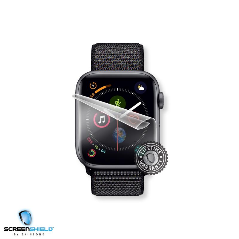 Screenshield APPLE Watch Series 4 (44 mm) folie na displej - APP-WTCHS444-D