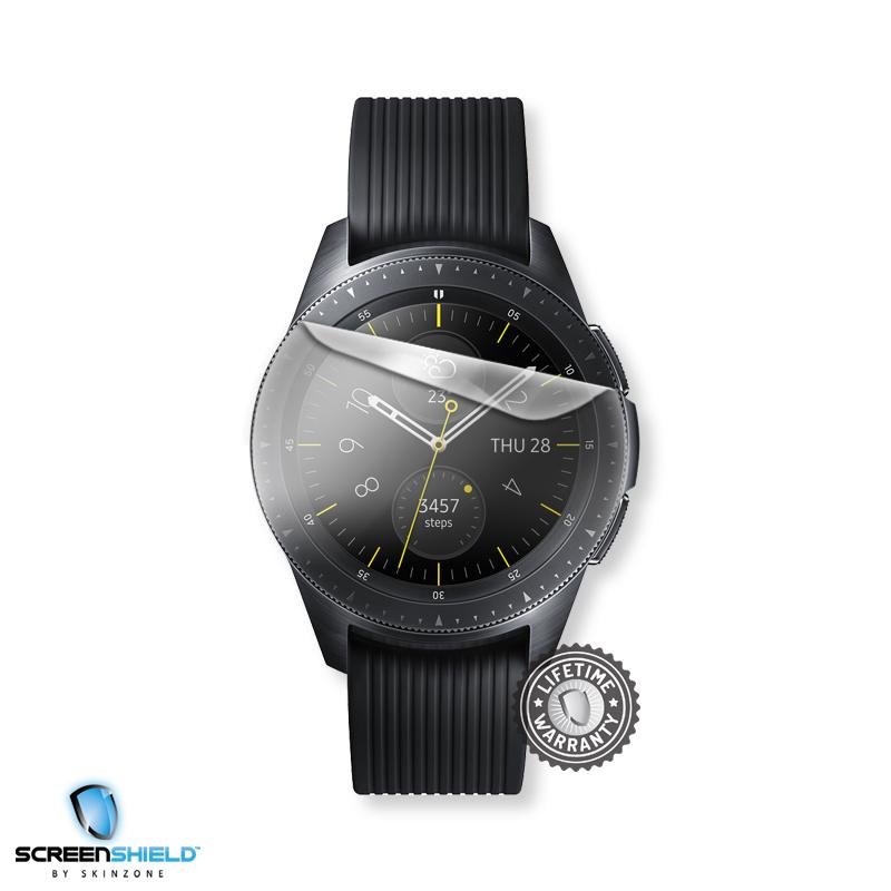 Screenshield SAMSUNG R810 Galaxy Watch 42 folie na displej - SAM-R810-D