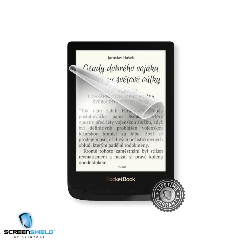 Screenshield POCKETBOOK 632 Touch HD 3 folie na displej - POB-632THD3-D