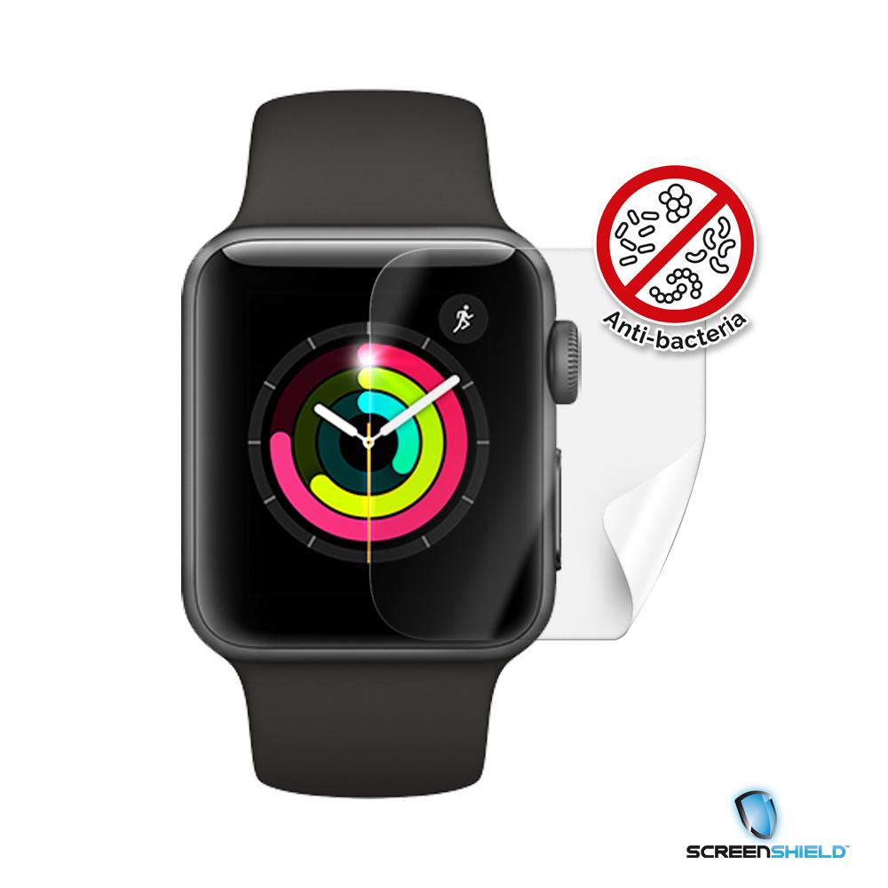 Screenshield Anti-Bacteria APPLE Watch Series 3 (38 mm) folie na displej - APP-WTCHS338AB-D