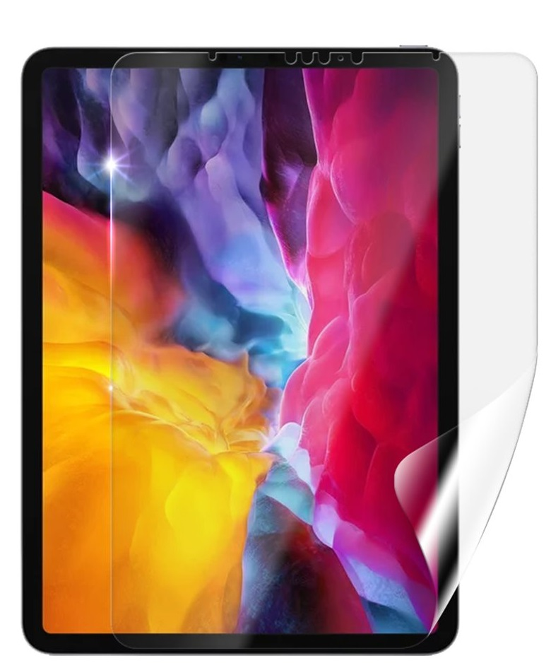 Screenshield APPLE iPad Pro 12.9 (2021) Wi-Fi Cellular folie na displej - APP-IPDPR12921CE-D