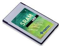 Pretec Indust. PCMCIA SRAM Card 2MB (-20°C /+80°C)