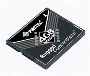 Pretec Industry CF Card 256MB (Tiger)