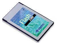 Pretec Ind.PCMCIA Linear Flash Card 8MB-Intel-100)