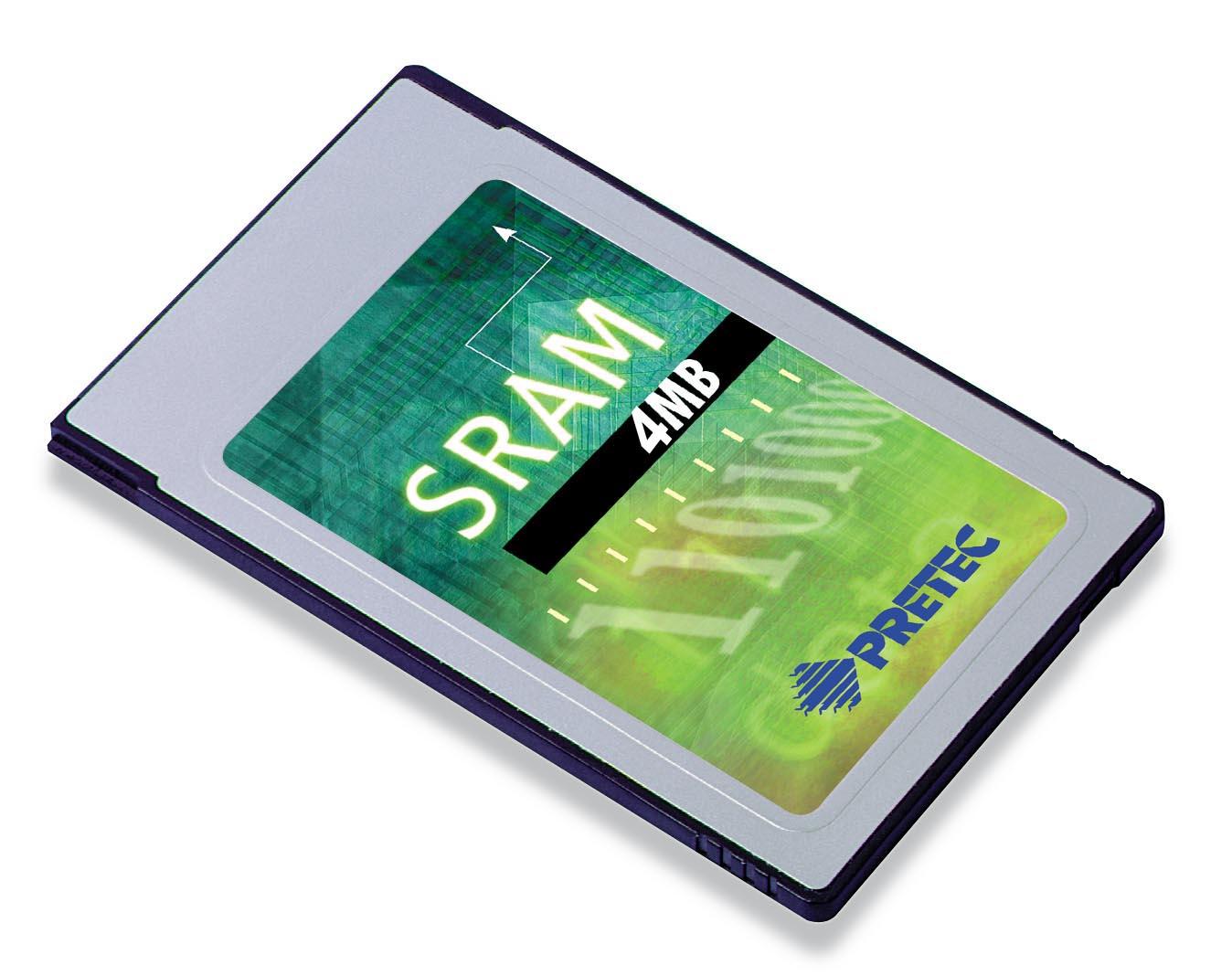 Pretec Indust. PCMCIA SRAM Card 512kB bez at. pam.