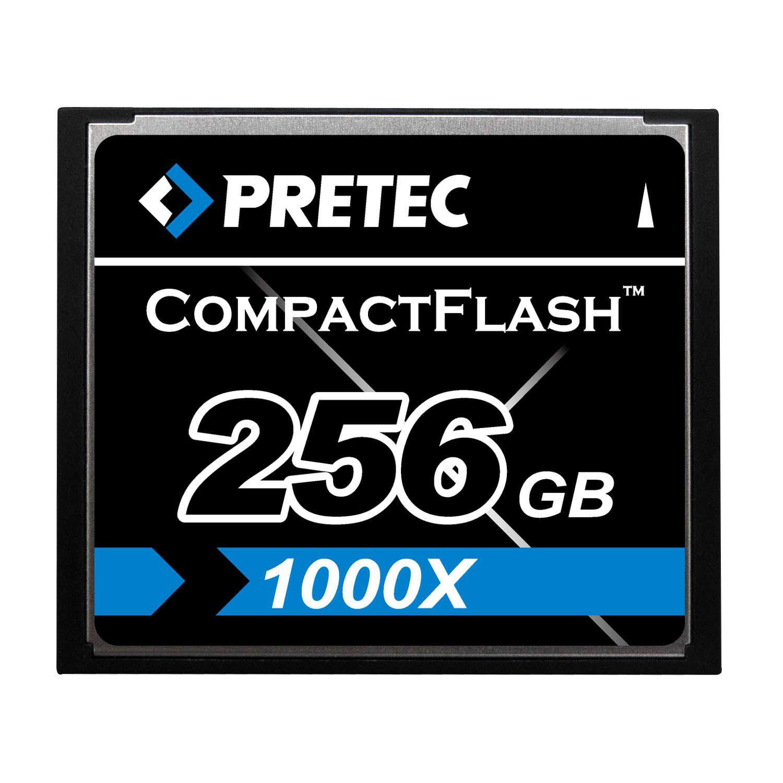 Pretec CompactFlash 1000x 256GB