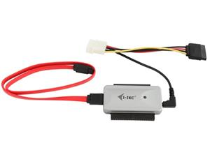 i-Tec USB 2.0 IDE/SATA kabel
